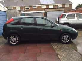 2004/53 Ford Focus 1.6 LX - Exceptional condition, MOT until OCT 2016, V. Low Miles!