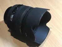 Sigma 30mm f/1.4 EX DC HSM EF Mount Lens