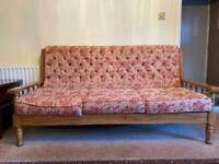 Sofa and armchairs