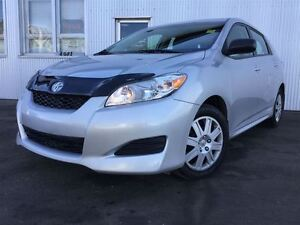 2013 Toyota Matrix 0 down $109/bi-weekly OAC