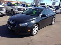 2014 Chevrolet Cruze 1LT LOW KMS CAMERA REMOTE START