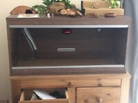 Vivexotic vivarium for sale with everything needed