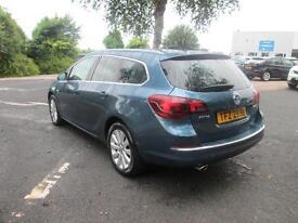 Vauxhall Astra ELITE CDTI S/S (blue) 2014-06-24