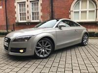 Audi TT 2.0 TFSI S Tronic 3dr ++ AUTOMATIC ++ 2 OWNERS ++ IMMACULATE ++ PX WELCOME