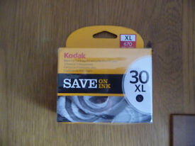 Original Kodak 30XL Black cartridge