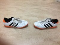 adidas astro trainers boots size 8 excellent condition