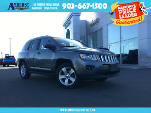 2012 Jeep Compass REMOTE START, HITCH, HEATED SEATS