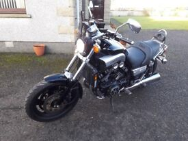 Yamaha vmax 1200 full power