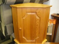 PINE BATHROOM WALL CABINET at Haven Housing Trust's charity shop
