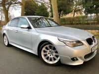BMW 520d SPORT LCi 2.0d AUTOMATIC# FSH# FULL LEATHERS#Not 530d..525d