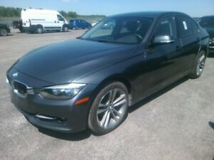 2014 BMW 3 Series 320I SPORT PACK CUIR TOIT MAGS