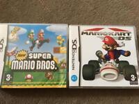 Super Mario DS game