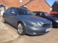 Jaguar X-Type V6 2.5 SPORT AUTOMATIC ,LONG MOT