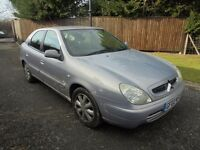 2002 Citroen Xsara 1.4 8v Petrol Manual Long MOT Ideal First Car
