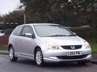 Honda Civic 1.6 i-VTEC SE Hatchback 3dr, AUTOMATIC,LONG MOT,NICE DRIVE