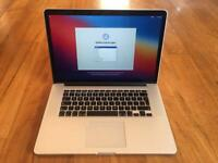 "Apple MacBook Pro Retina Mid-2015 15.4"""