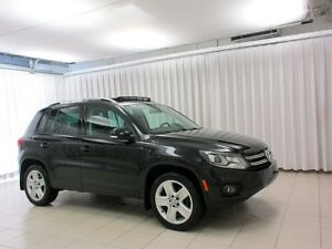 2013 Volkswagen Tiguan TEST DRIVE TODAY!!! 2.0L TSi Turbo Sportl