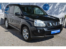 NISSAN X-TRAIL Can't get car finance? Bad credit, unemployed? We can help