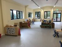 Nursery Nurse for a term time only busy Montessori School