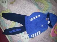 2-3 year boys tracksuits