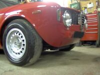 Easy and affordable resolutions for classic car restorations and car body repairs.