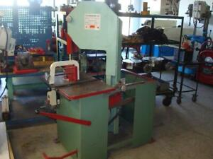 E.R. Maier Roll In Band Saw