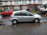 Ford Fiesta 1.25 low mileage
