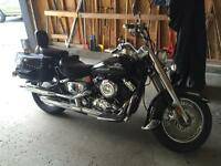 Nice Yamaha v star for sale!