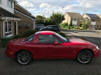 Mazda MX5 Euphonic Ltd Edition