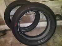 Pirelli supercorsa tyres