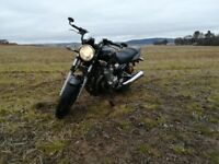 Yamaha XJR 1300 2007 Black & Grey £4395 Twin Exhausts, Immaculate Condition.