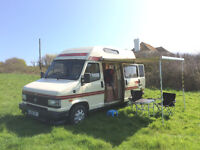 Talbot Express Campervan with Power Steering 4-Berth