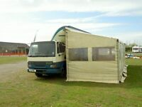 Lay Land Daf Motor Home