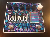 Cathedral Deluxe Reverb Pedal