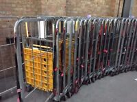 Warehouse Goods Moving Roll Cage Trolley Good Condition London