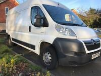 57/2007 Citroen Relay 35 LWB M/ROOF 2.2 HDI