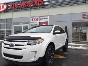 2013 Ford Edge SEL Sport V6 AWD TOIT GPS MAGS 20 ET roues hiver