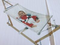 Amazonas baby hammock for natural sleep - great condition in box