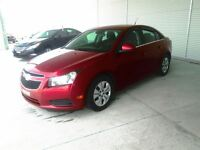 2012 Chevrolet Cruze LT Turbo A/C CRUISE AUTOMATIQUE ++