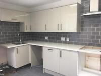 NEWPICS Howden kitchen units,boiler unit, oven hob sink. excellent condition, less than 2 years old
