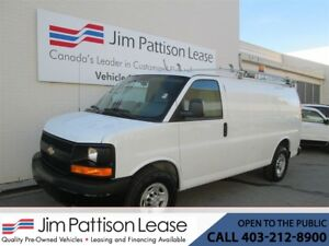 2014 Chevrolet Express 2500 4.8L RWD Fully Up Fitted Cargo Van