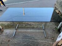 Dinner glass table (free)