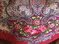 Russian authentic scarf