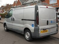 VAUXHALL VIVARO 1,9 CDTI SILVER 55 REG COMES WITH FULL 12 MONTHS MOT FULLY VALETED DRIVES MINT