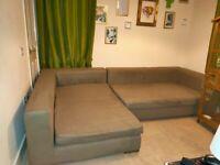 FREE Large corner sofa