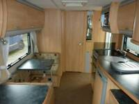 2007/08 4 berth Sterling Eccles Moonstone in excellent condition