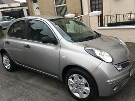 Nissan Micra 1.5 dCi Visia 5dr 2008