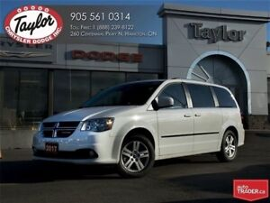 2017 Dodge Grand Caravan Crew Plus w/Leather, Navi, Hitch, Safet