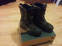 Winchester Waterproof Hunting Shooting Fishing Combat Walking Hiking Boots UK 9