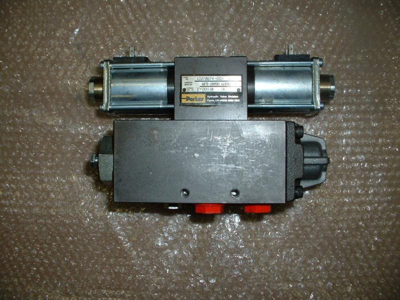 Parker Valve Linear Directional P/N 60095-11
